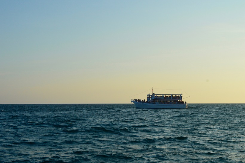 Boat Cruise Destin Florida Round Trip Travel