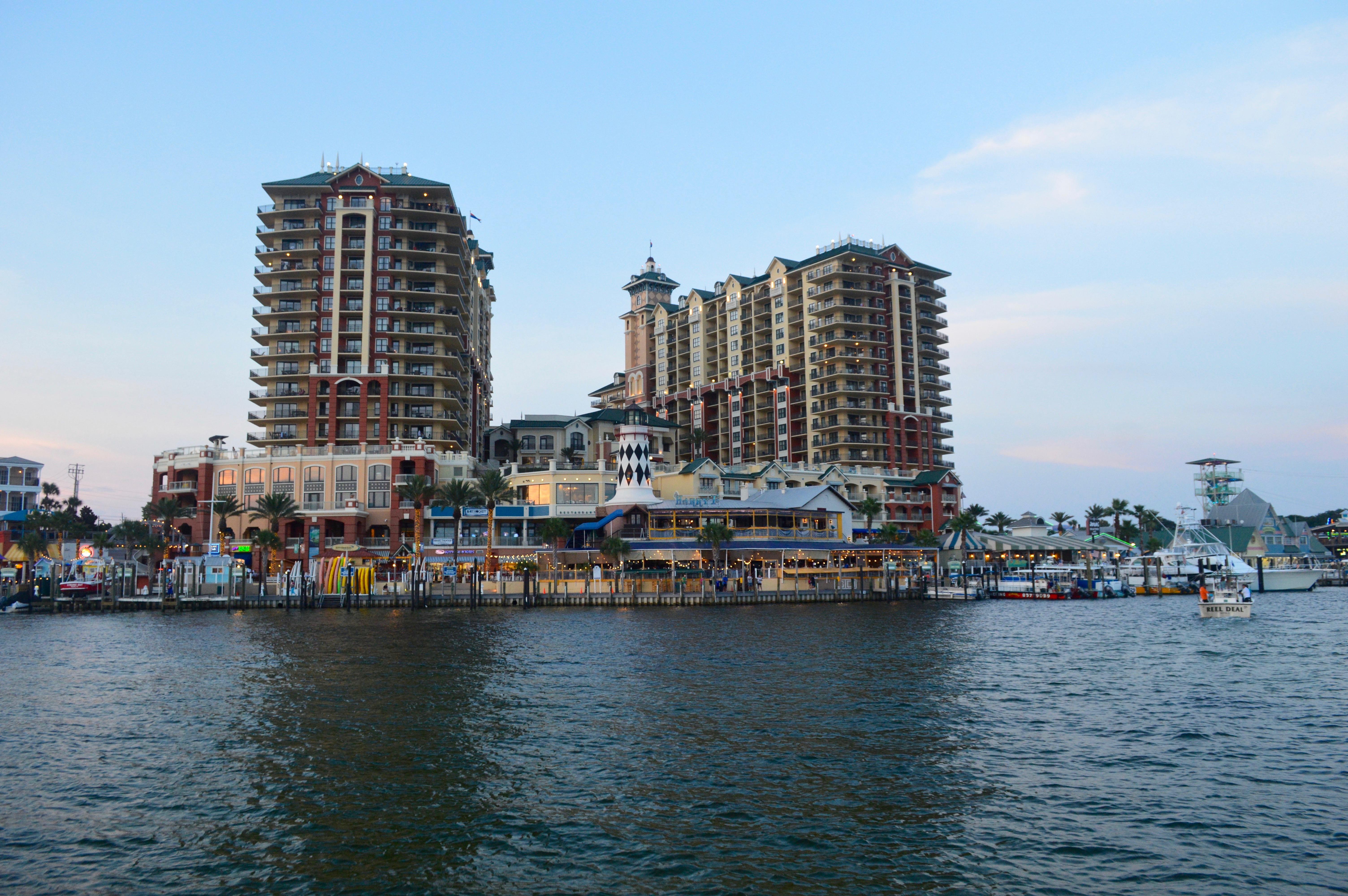 Harborwalk Village Destin Florida Round Trip Travel