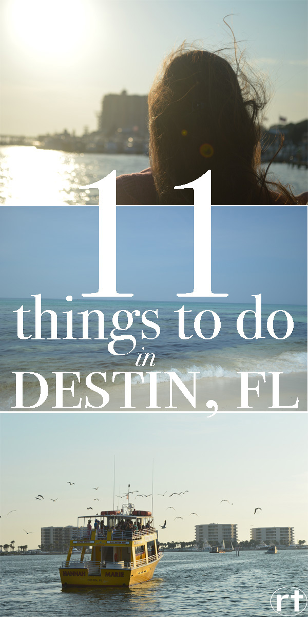 new pinterest activities destin