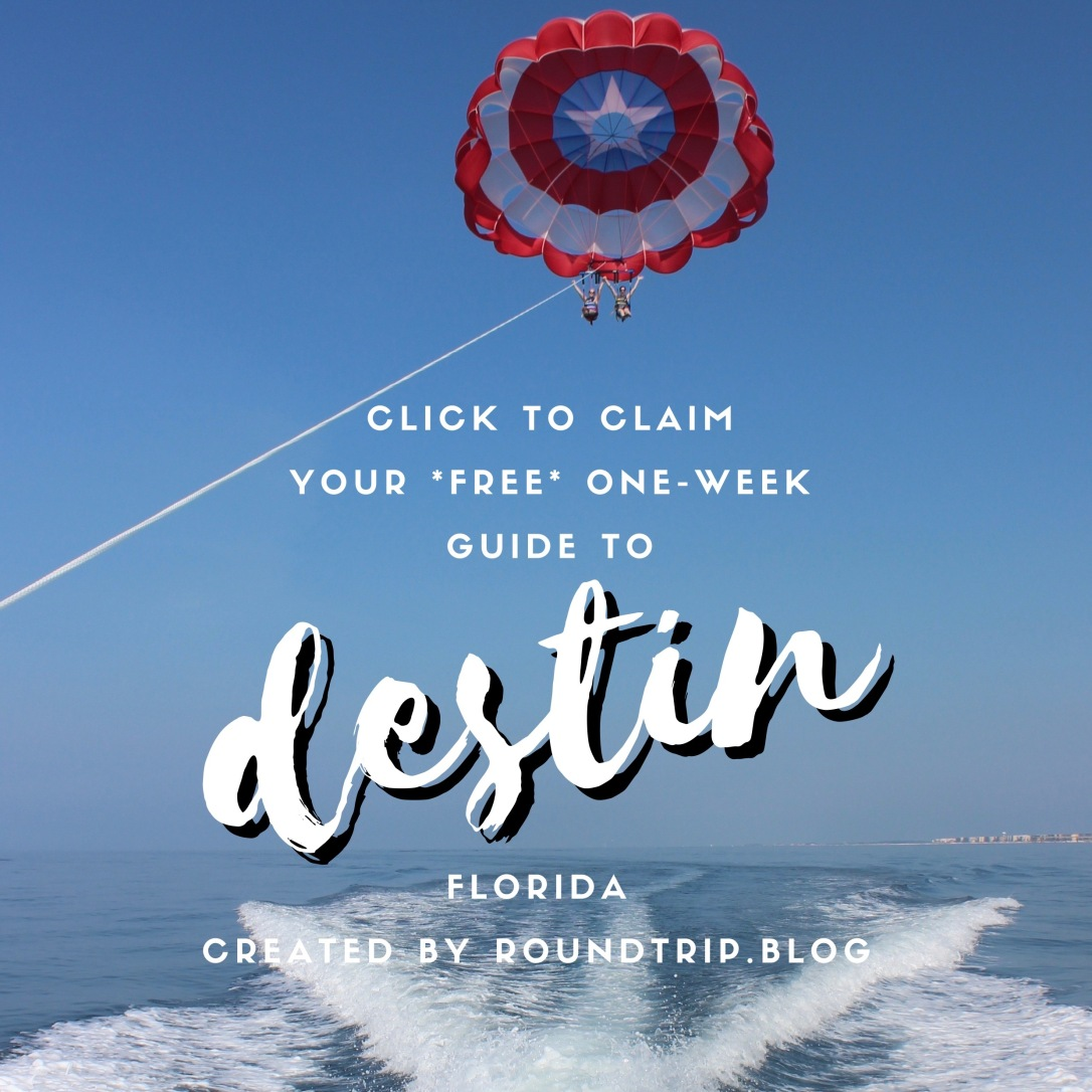 One Week Guide to Destin, Florida by Round Trip Travel-3