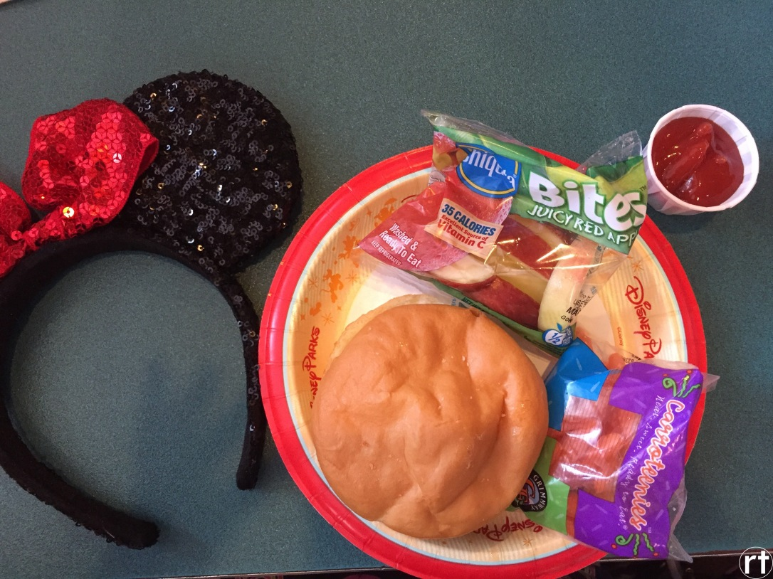 ABC Commissary Kids' Meal