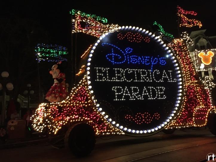 Disney World Electrical Parade
