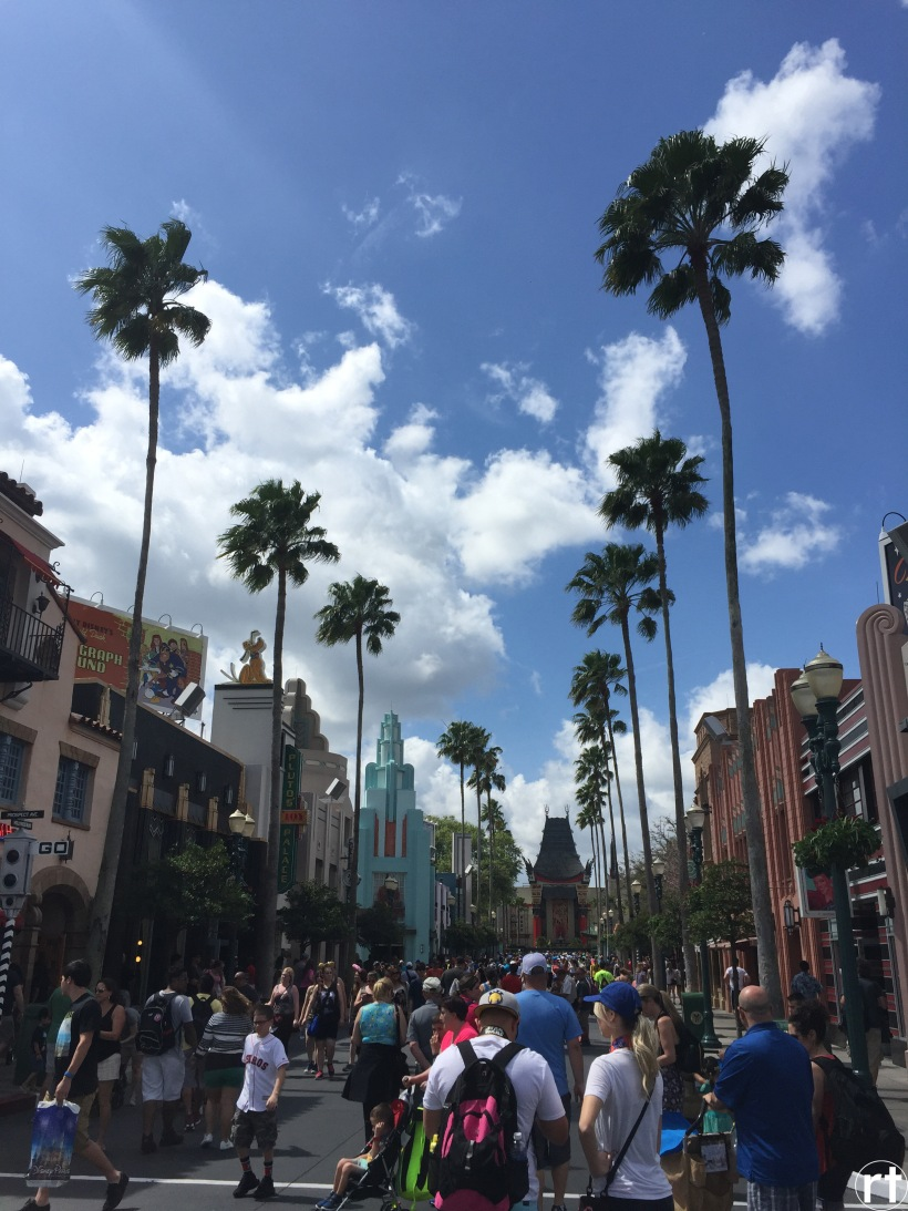 hollywood studios disney world