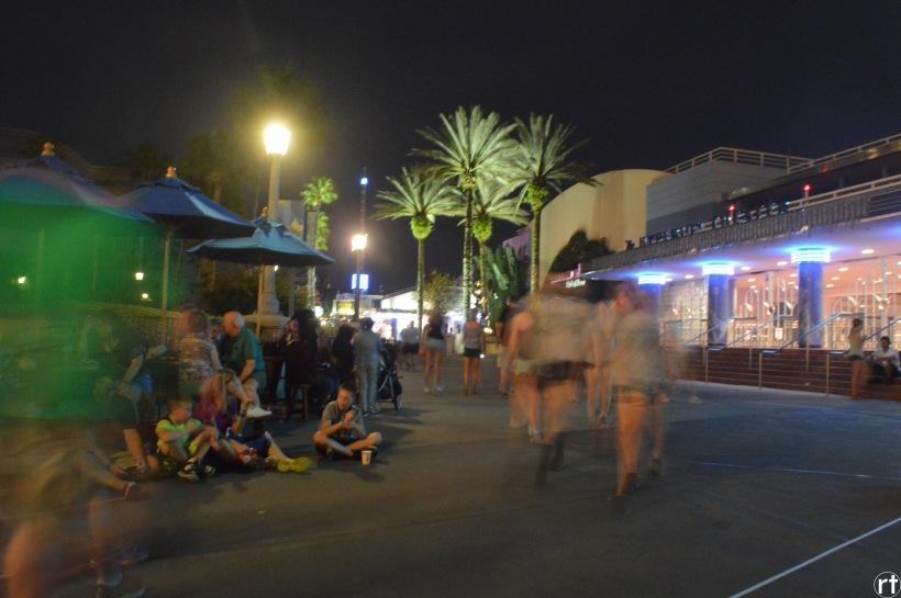 Hollywood Studios Night