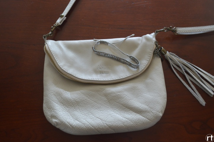 Anoki Paris Purse Sac Bijoux Bracelet