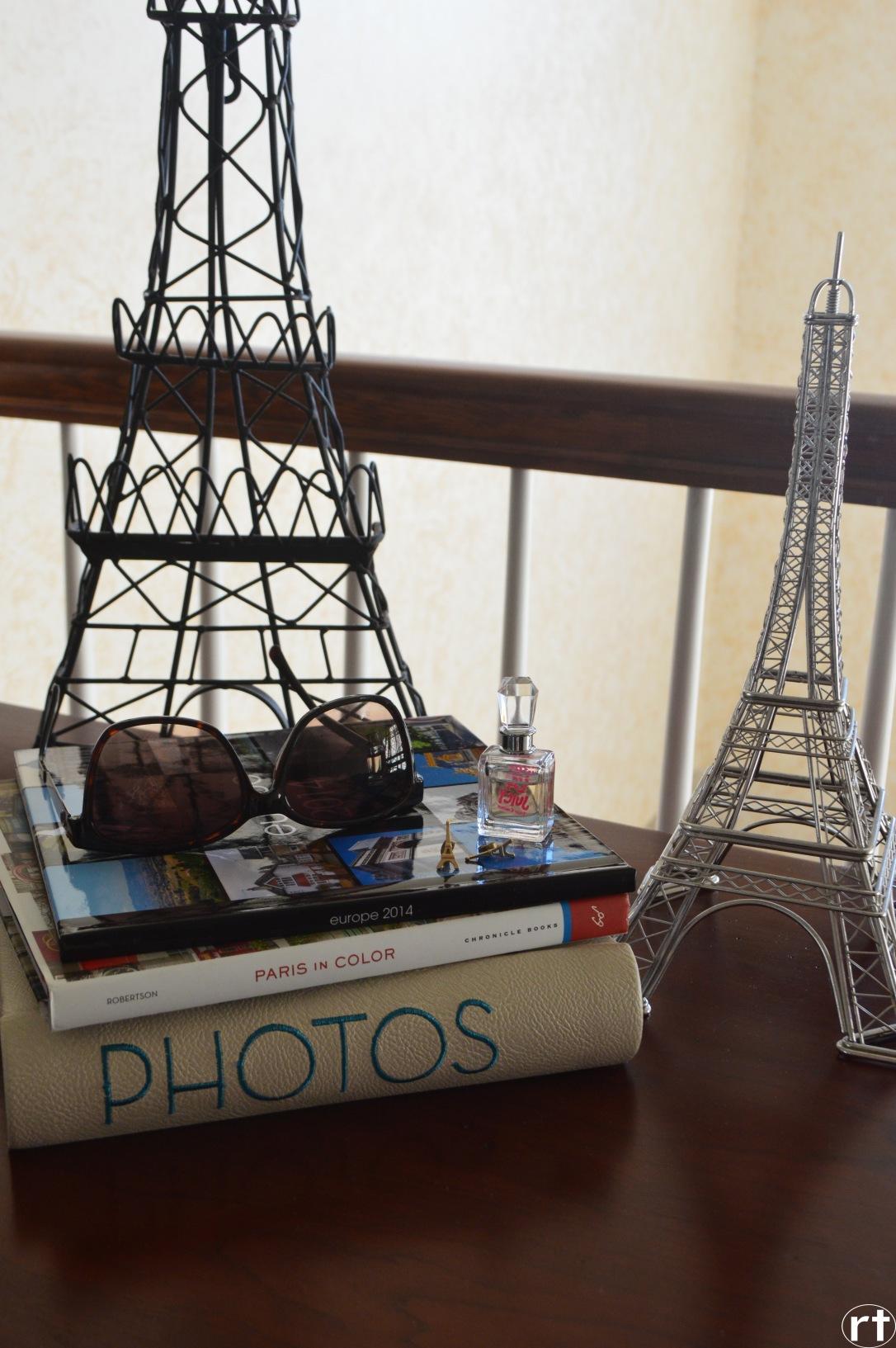 Eiffel Tower France Scrapbook