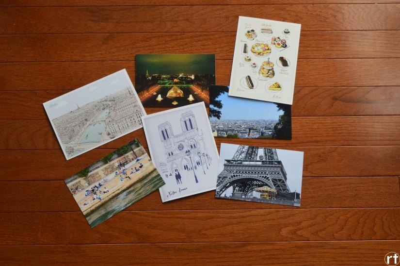 Post Cards Photos France