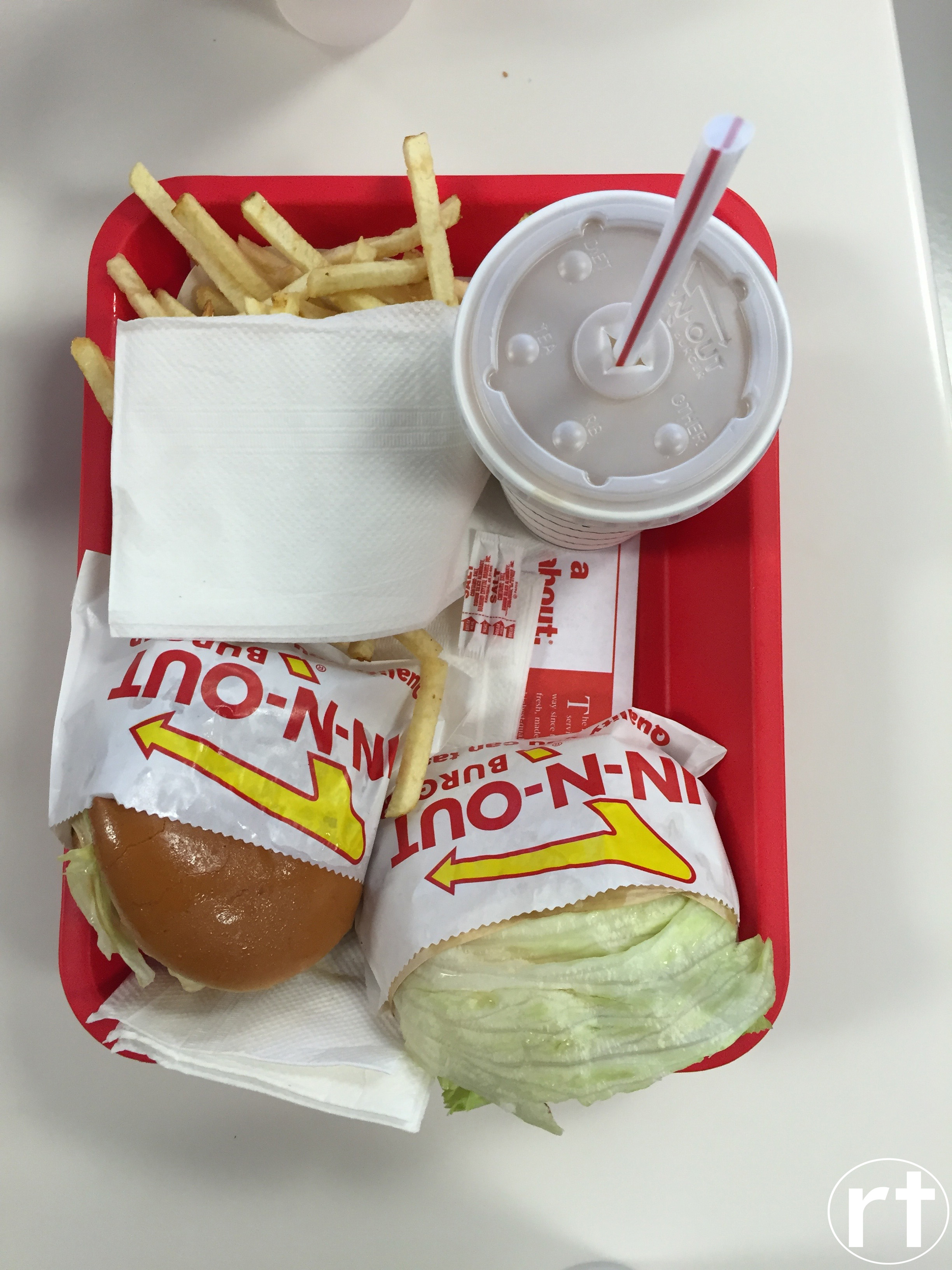 In-and-Out Burger Los Angeles