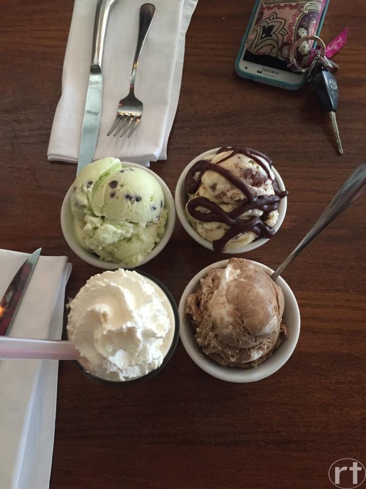 Bailey's Range Ice Cream St. Louis STL