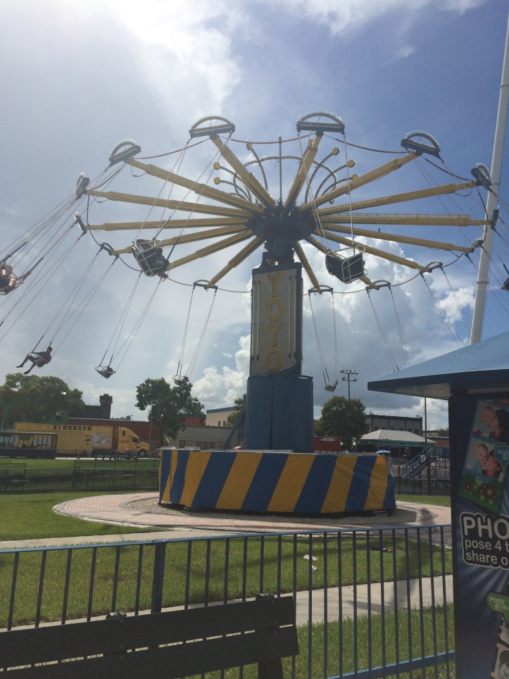 Old Town Kissimmee Carnival