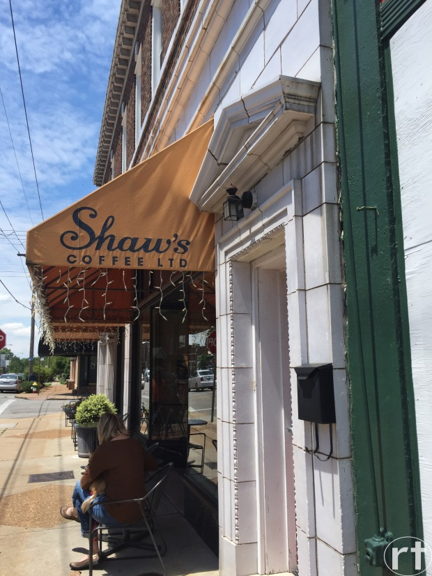Shaw's Coffee St. Louis Street View