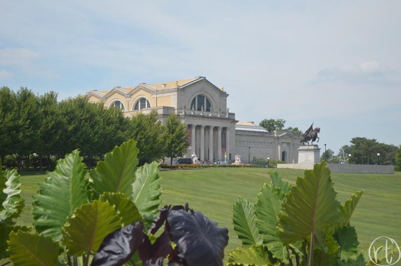 St Louis Art Museum Forest Park MO