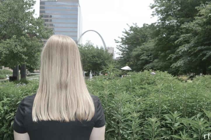 St Louis the Arch City
