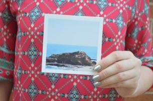 Laguna Beach Los Angeles Travel Print