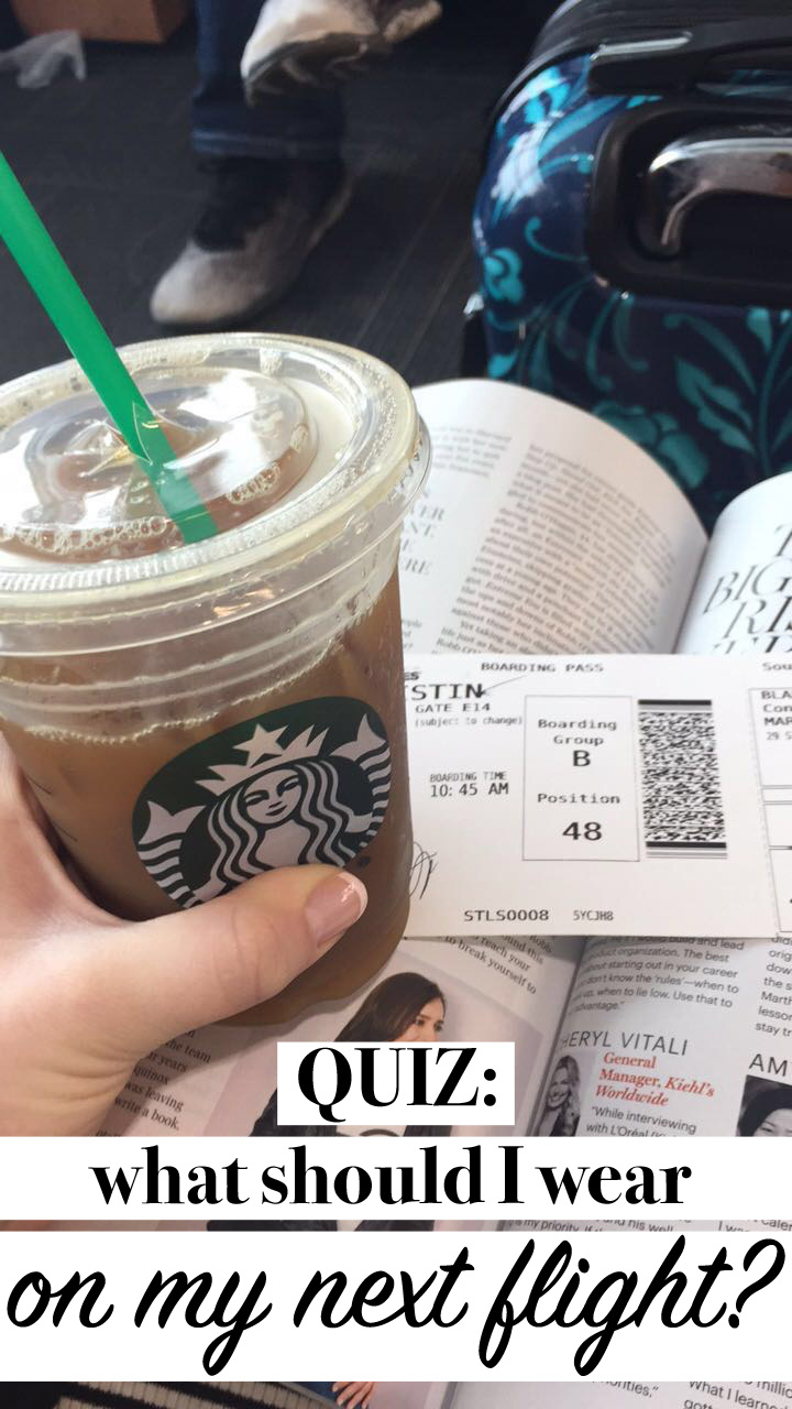 Quiz What To Wear On Airplane Flight Round Trip Travel