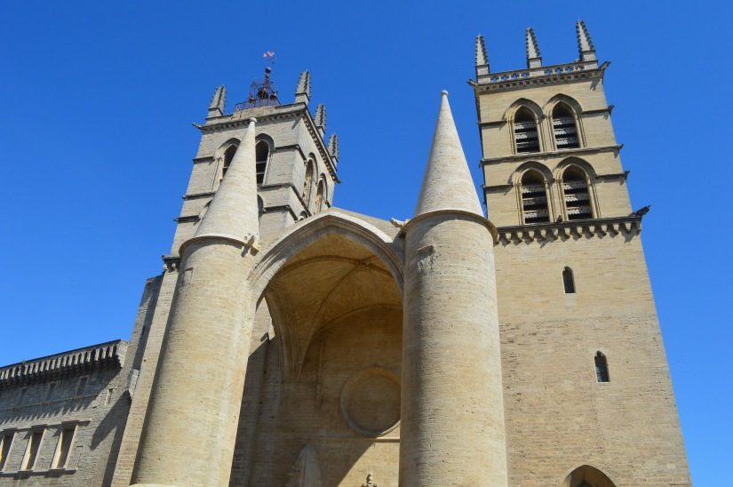 Cathédrale St-Pierre Montpellier France