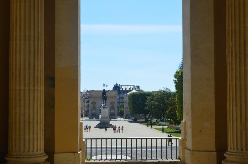 Peyrou Montpellier France French