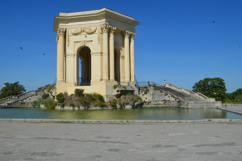 Promenade du Peyrou Montpellier France