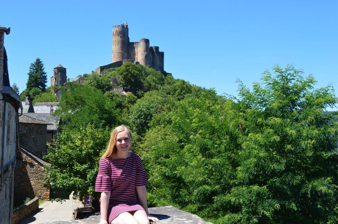 aveyron valley najac castle