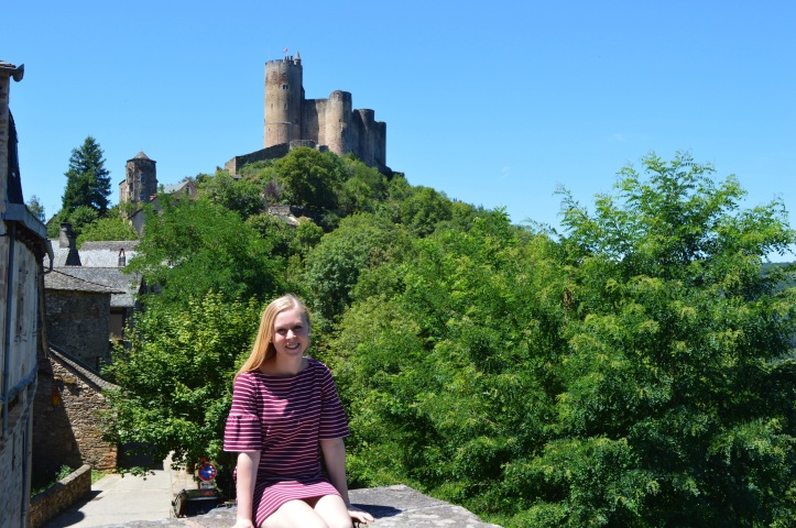 aveyron valley najac castle