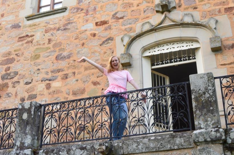 Chateau Aveyron Castle France