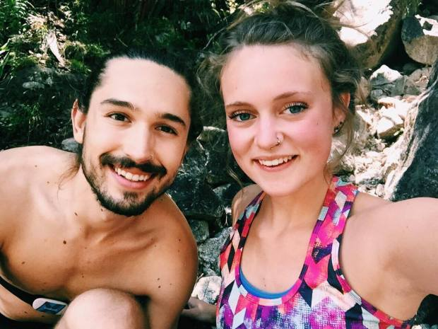Guinevere Sheafer Hiking West Coast Road Trip RV Journey