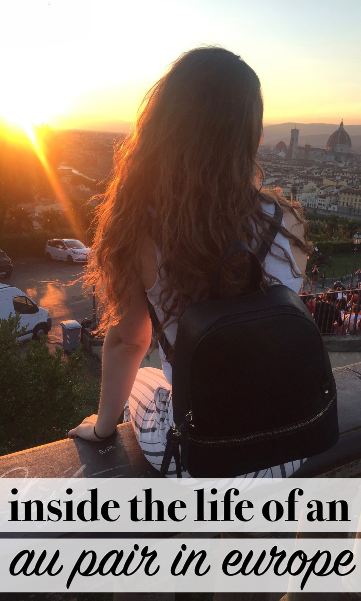 Inside the Life of an Au Pair in Europe Travel