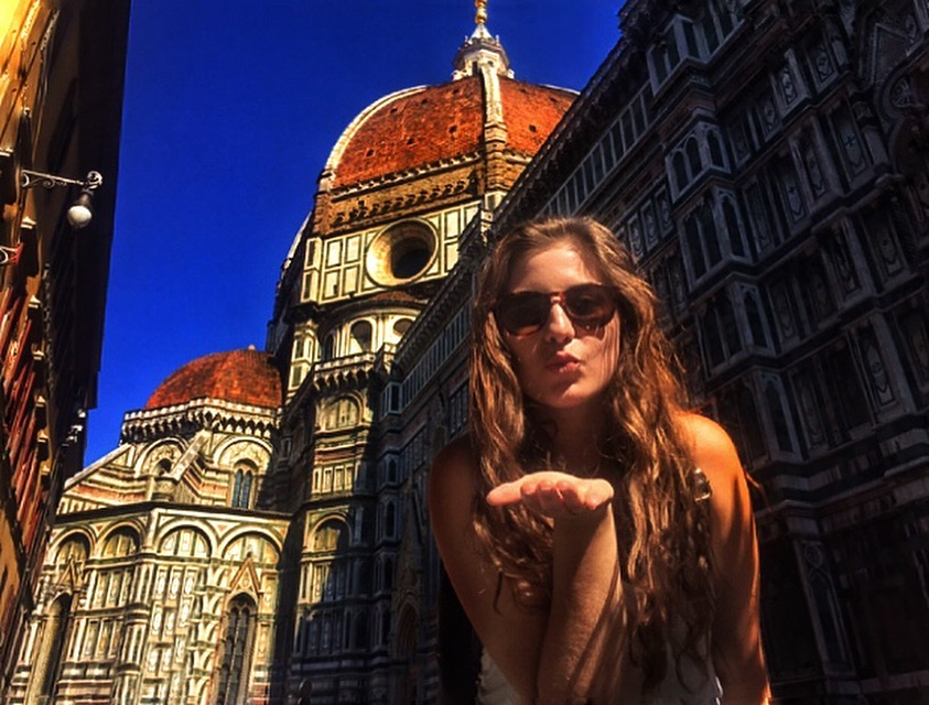 Kasey Ervin Florence Italy Au Pair