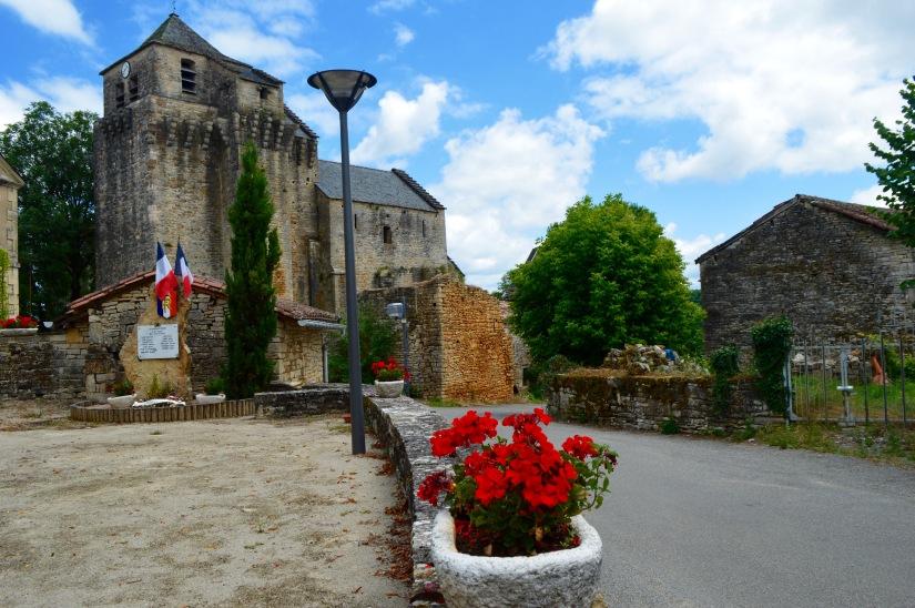 lacapelle livron eglise church french village