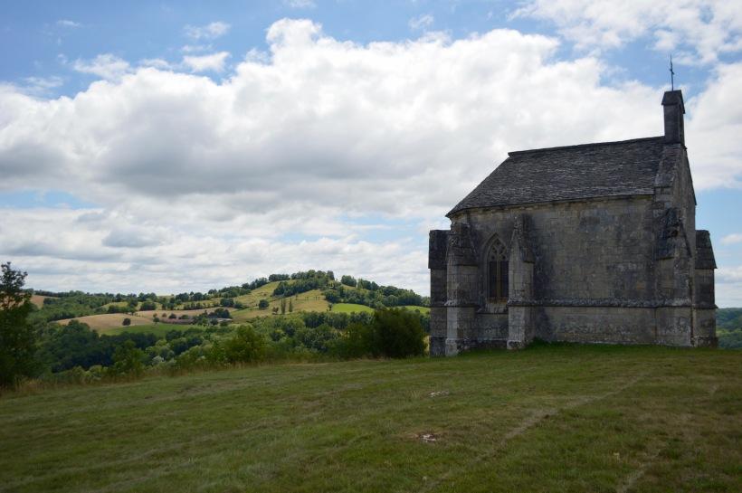 Notre-Dame des Grâces eglise france church occitanie