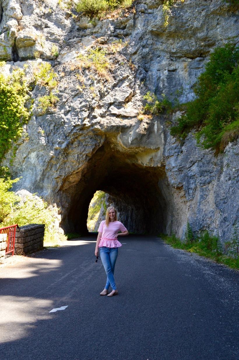 Saint-Antonin-Noble-Val Midi Pyrénées Road Trip France
