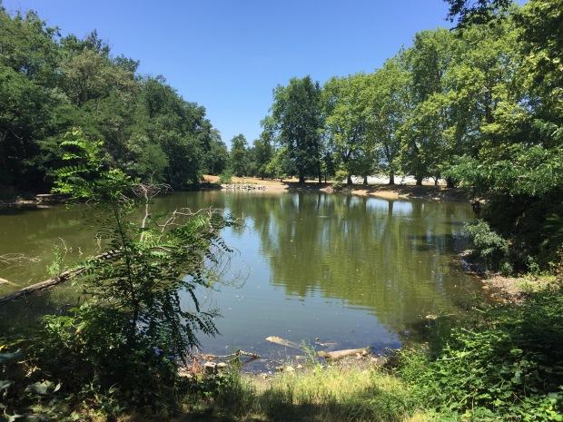 Jardin du Barry Zenith Toulouse France