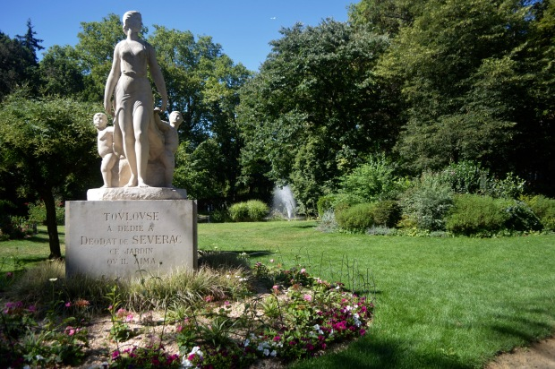 Jardin Royale Toulouse France