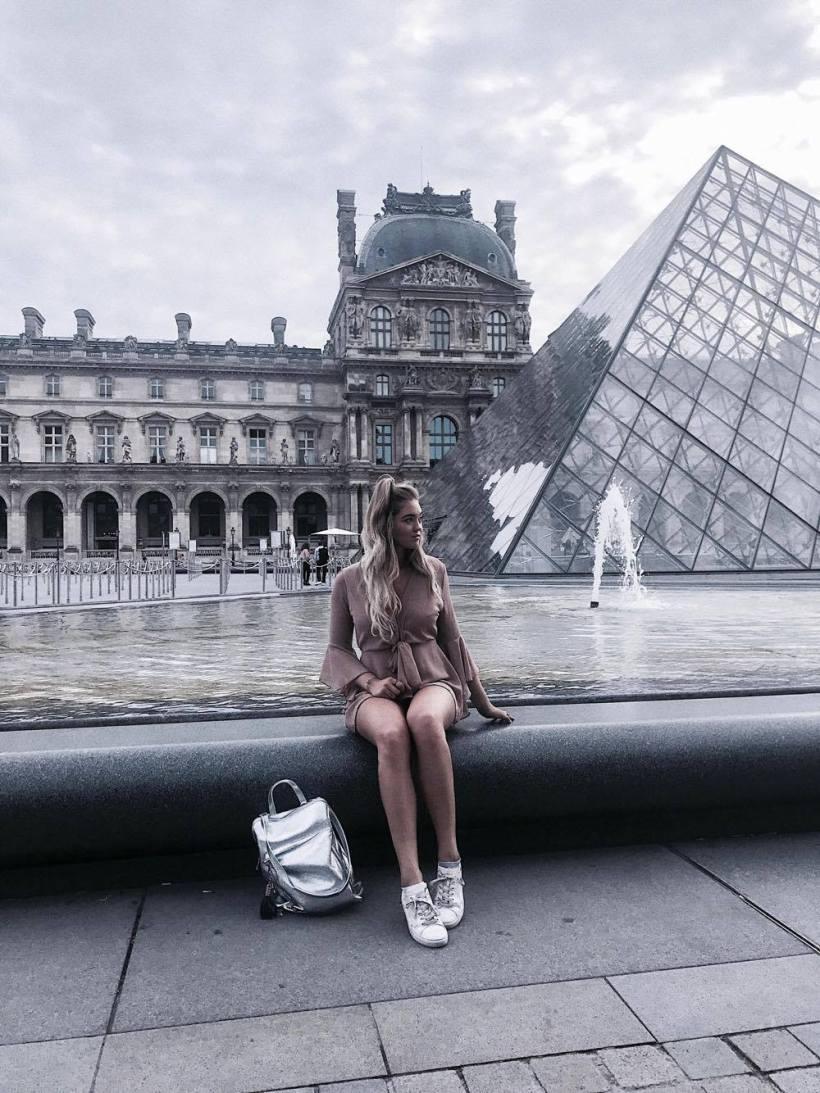 Louvre Museum Musée Paris France Travel