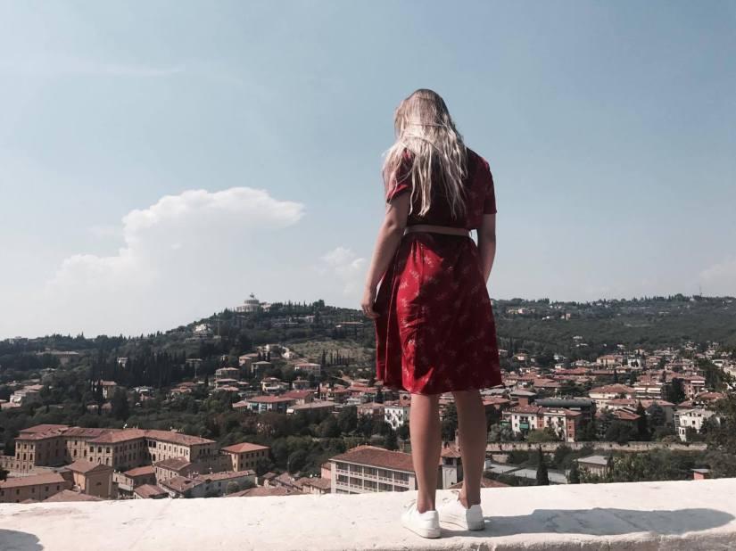 Madeline Koerner Italy Solo Travel