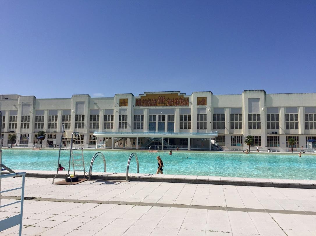 Piscine Nakache été summer pool toulouse france