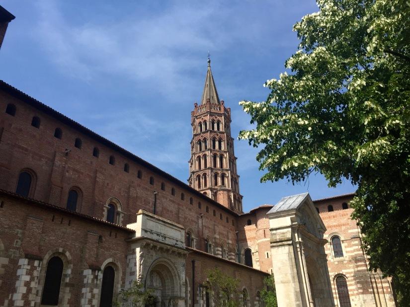 Saint Sernin Capitole Toulouse France