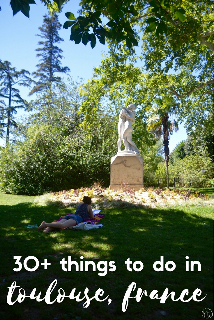 Things to Do in Toulouse France