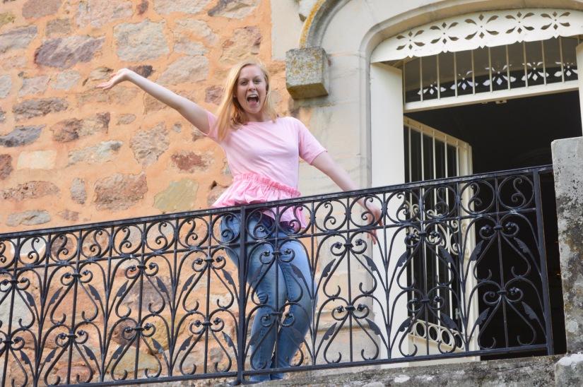 Aveyron Chateau Castle Round Trip Travel