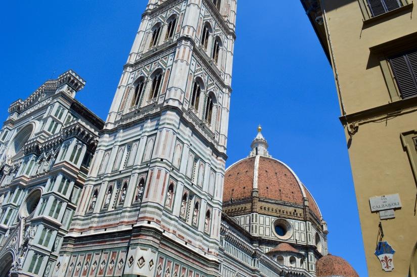 Florence Italy Duomo Travel Europe Round Trip
