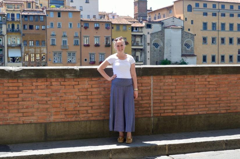 Florence Italy Ponte Vecchio Round Trip Travel