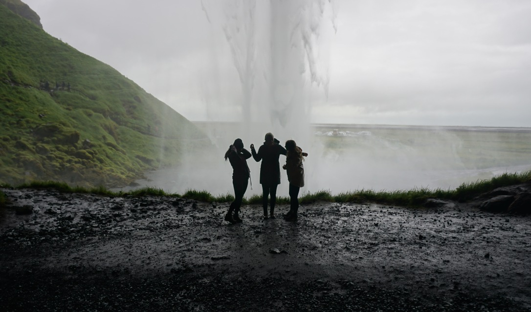 Iceland Road Trip Round Trip Travel Hot Springs