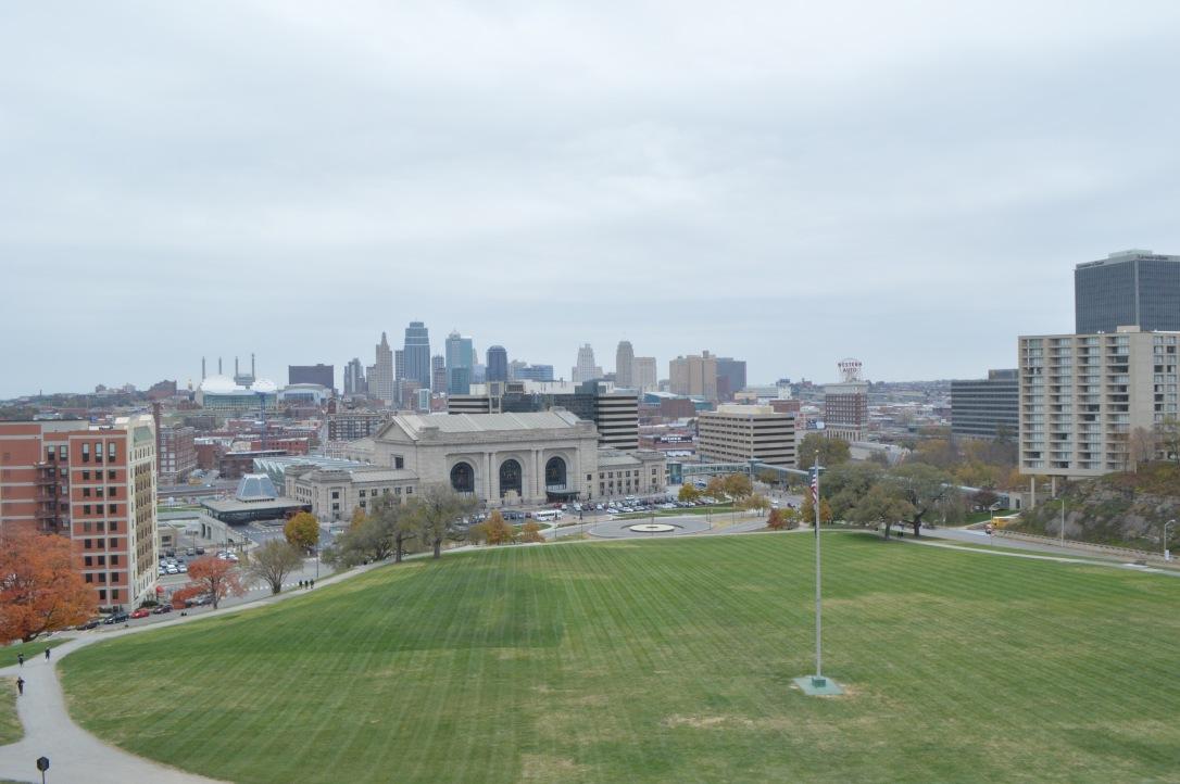 Liberty Memorial View Kansas City MO