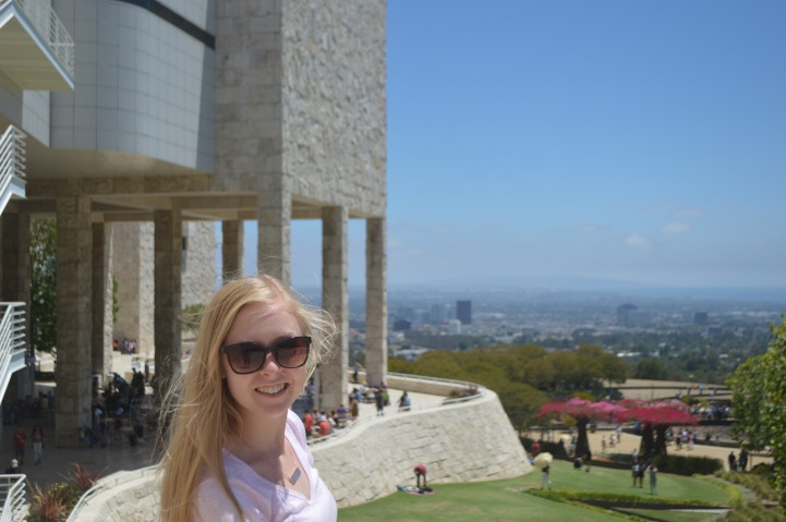 Los Angeles Getty Museum Round Trip Travel