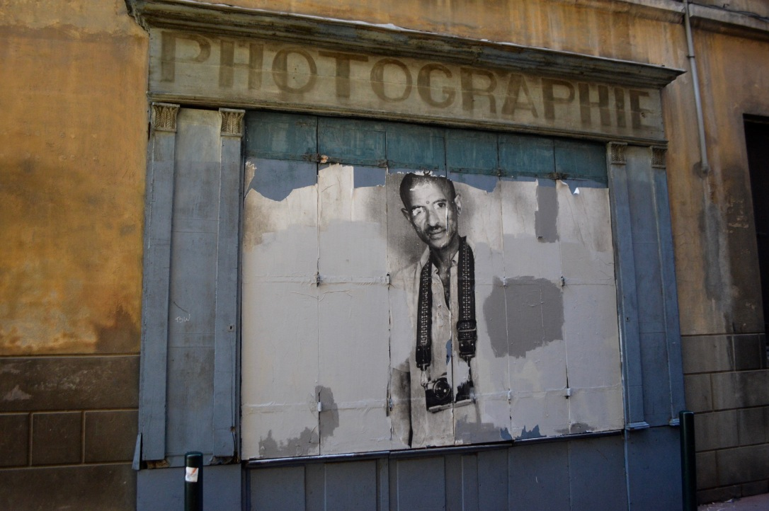 Photographie Batiments Carmes Art de Rue