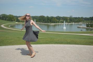 St Louis Forest Park Art Hill Round Trip Travel