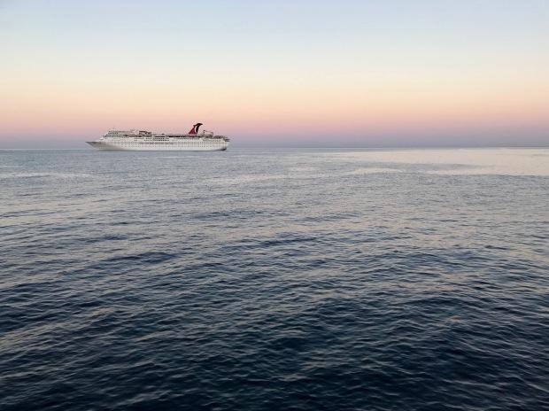 Catalina Island Los Angeles Cruise Ship California