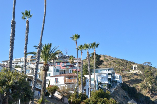 Catalina Island Los Angeles Houses