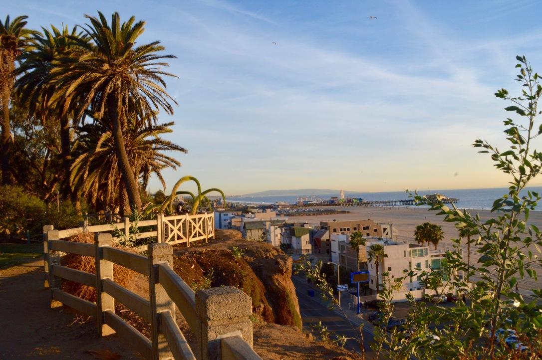Palisades Park Santa Monica California
