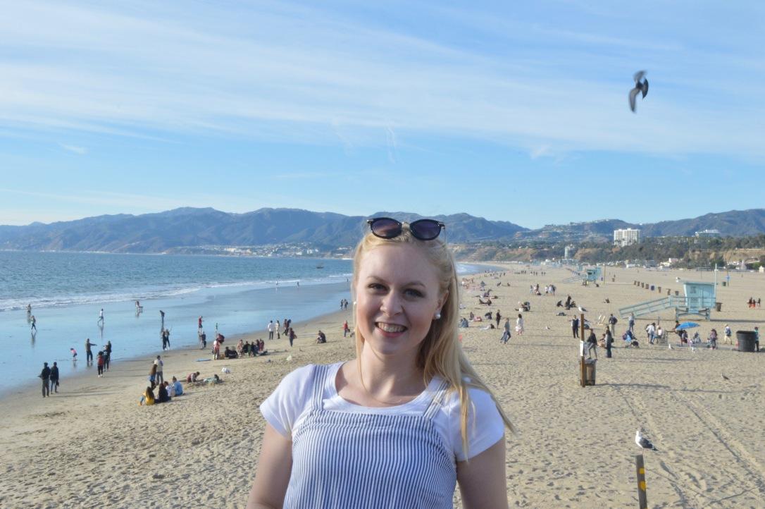 Santa Monica Pier Round Trip Travel